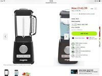 Magimix Le Blender Black Food Processor