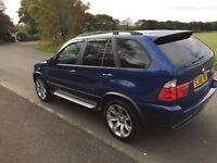 BMW X5 3.0D LE MANS SPORT EDITION 1 YEAR MOT FSH