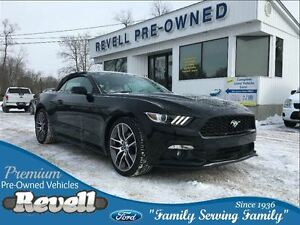 2015 Ford Mustang Ecoboost Premium...Navigation, 20alloys, Sync,