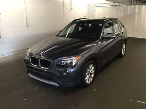 2014 BMW X1 XDRIVE CUIR TOIT PANO MAGS A VE
