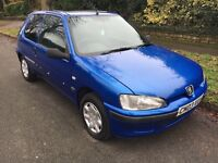 2003 Peugeot 106 diesel 3dr two owners part history