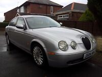 Jaguar S Type Diesel 2005 Private reg Full Service History .