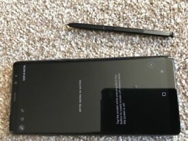 Samsung Galaxy Note 8 - Midnight Black (Unlocked) 64GB LIKE NEW