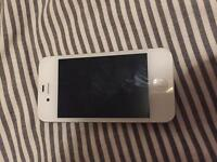iPhone 4s white, 16gb, for parts