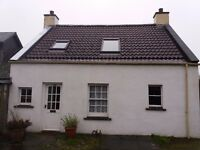 Silverburn steading Cottage Midlothian