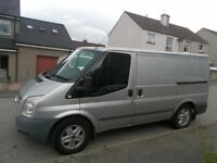 Ford transit, T330, SWB, Limited Edition, ALL WHEEL DRIVE, 2009 reg