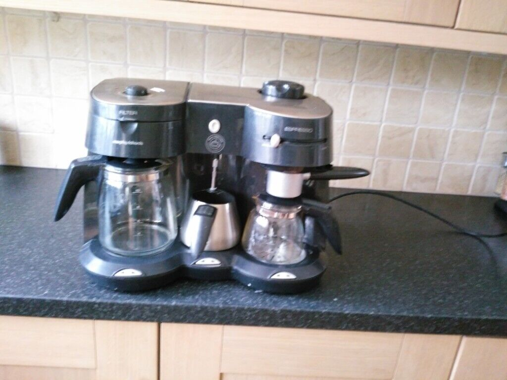 Morphy Richards Filter Espresso Coffee Machine With Milk Frother In Chandlers Ford Hampshire Gumtree