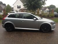 VERY RARE VOLVO C30 SE SPORT 2.5 Turbo - cheap car with mot-recent major service- 2.5 st ford engine