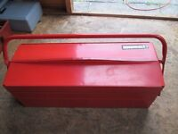 Teng cantilever tool box