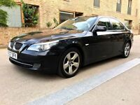 2007│BMW 5 SERIES 3.0 525d SE 4dr│2 Former Keepers│1 Year MOT│3 Months Warranty│Hpi Clear