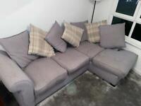 DFS Corner Sofa - can deliver tomorrow