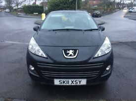 2011 Peugeot 207 1.4 Envy LOW MILEAGE