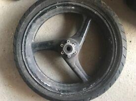 CBR1100XX 1996 Front Wheel Rim