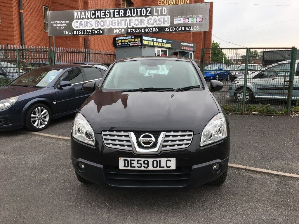 Nissan Qashqai 1 6 Acenta 2WD 5dr LADY KEEPER SINCE NEW,2 KEYS, | in  Longsight, Manchester | Gumtree