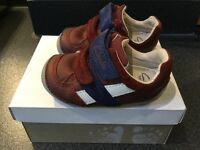 Clarks First Shoes 3H