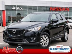 2014 Mazda CX-5 GS*Loaded*Accident Free
