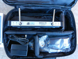 dB Technologies, PU860, Wireless , Microphone System. (Mic not included).