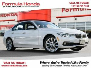 2017 BMW 3 Series $100 PETROCAN CARD YEAR END SPECIAL!