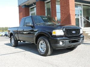 2009 Ford Ranger Sport 4X4 MP3