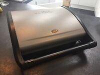Used once - George Foreman Family Size Grill