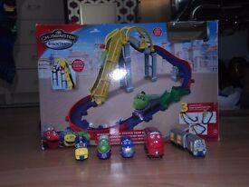 Chuggington Toy Train Set