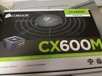Corsair CX600M power supply