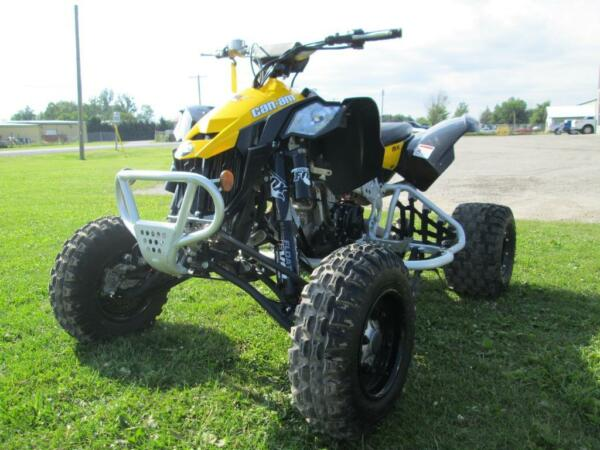 Used 2014 Can-Am DS 450 X® mx