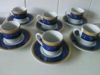 Brand new 12Piece Coffee Set