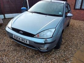 Ford focus. 04 plate. £350