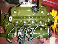 Classic 1969 Mini Engine & Gearbox Assy.Re furbished.