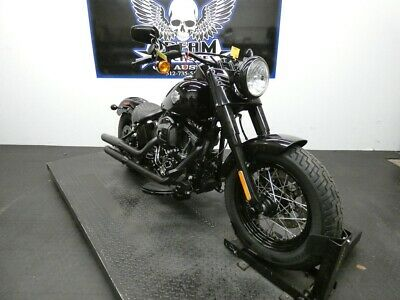 2016 Harley-Davidson FLSS - Softail Slim S  Dream Machines of Austin  2016 Harley-Davidson FLSS - Softail Slim S  5709 Miles