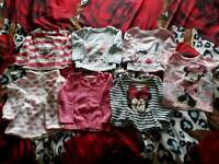 Bungle of Clothes for Girl 12-18 Months