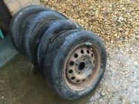 """13""""Ford Wheels and tyres"""