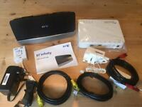 BT Infinity Router and Hub