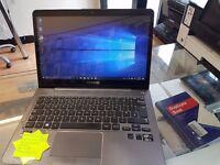Samsung Ultrabook Series 5 NP540U, i5, 4GB RAM, 500GB HDD, touchscreen