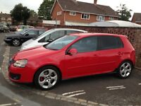 VW Golf GTi low miles and recent cam