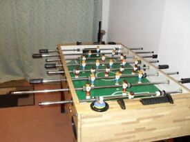 Table football game in good condition