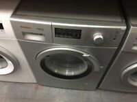 BOSCH 7/4KG WASHER DRYER SILVER RECONDITIONED