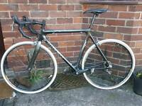 Trek carbon fibre bike