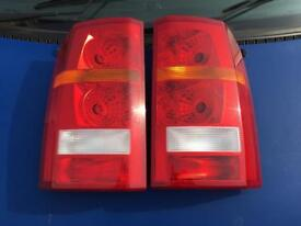 Land Rover Discovery 3 back lights