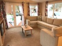 Static caravan holiday home for sale on Tattershall Lakes