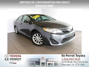 2013 Toyota Camry NAVIGATION, MAGS, BLUETOOTH, SIÈGES CHAUFFANTS