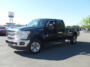 2012 Ford Super Duty F-250 SRW XLT DIESEL  POWER  STROKE CREW  C