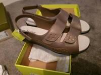 Hotter Ladies Easy Sandals