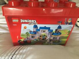 Two boxes of Lego Junior