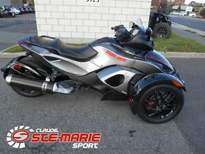 2011 can-am Spyder RS-S SM5 -