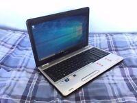 Toshiba Satellite L500-1XJ Laptop Notebook
