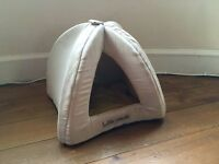 Little Rascals Cat Igloo Bed