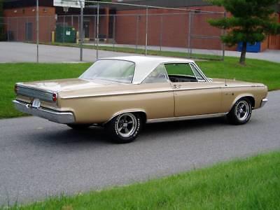 1965 Dodge Coronet 500 1965 DODGE CORONET 500 ... MUST SEE ...
