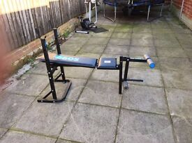 Weight training bench - £20 ono quick sale